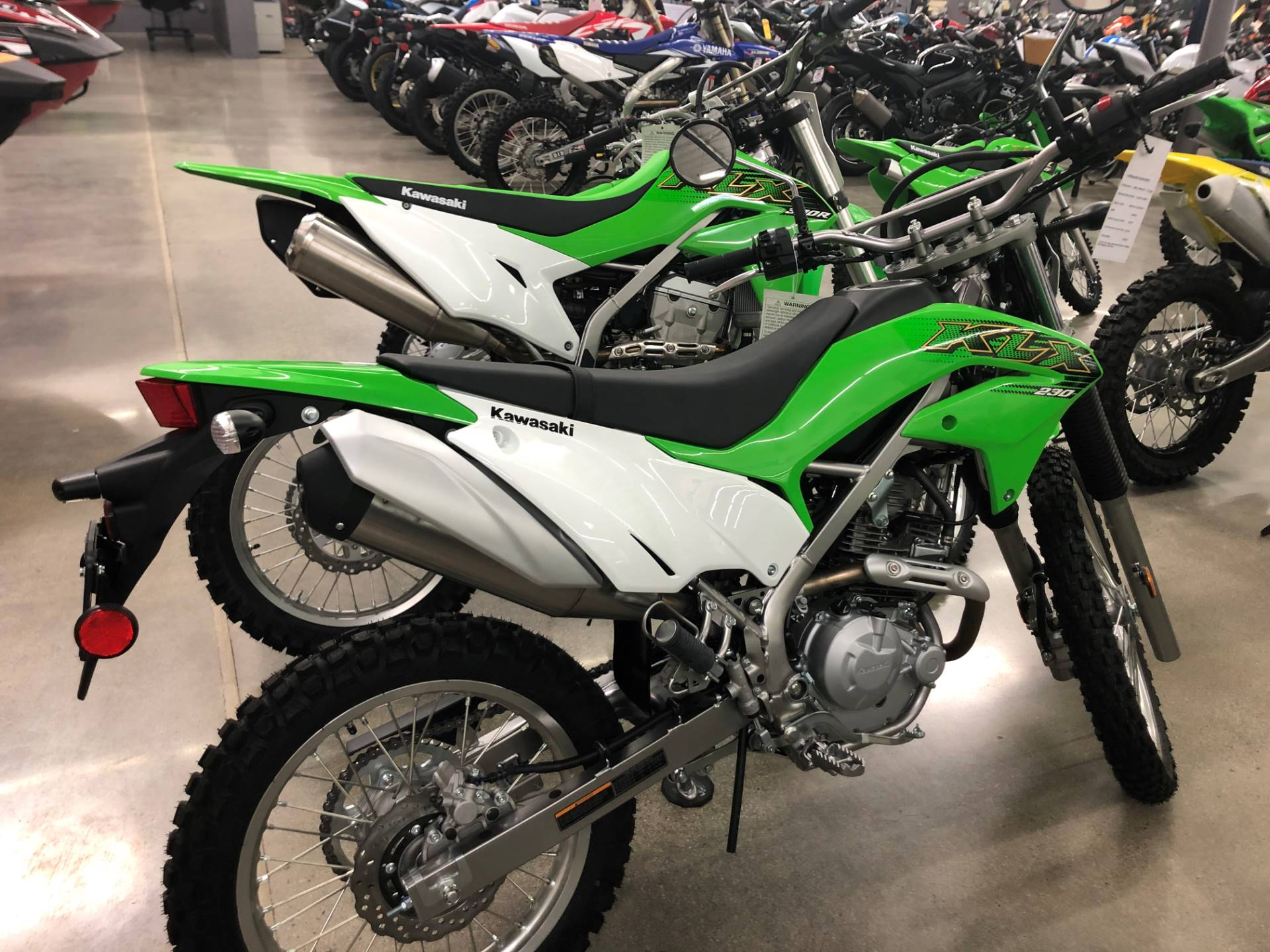 2020 Kawasaki KLX 230 in Corona, California - Photo 1