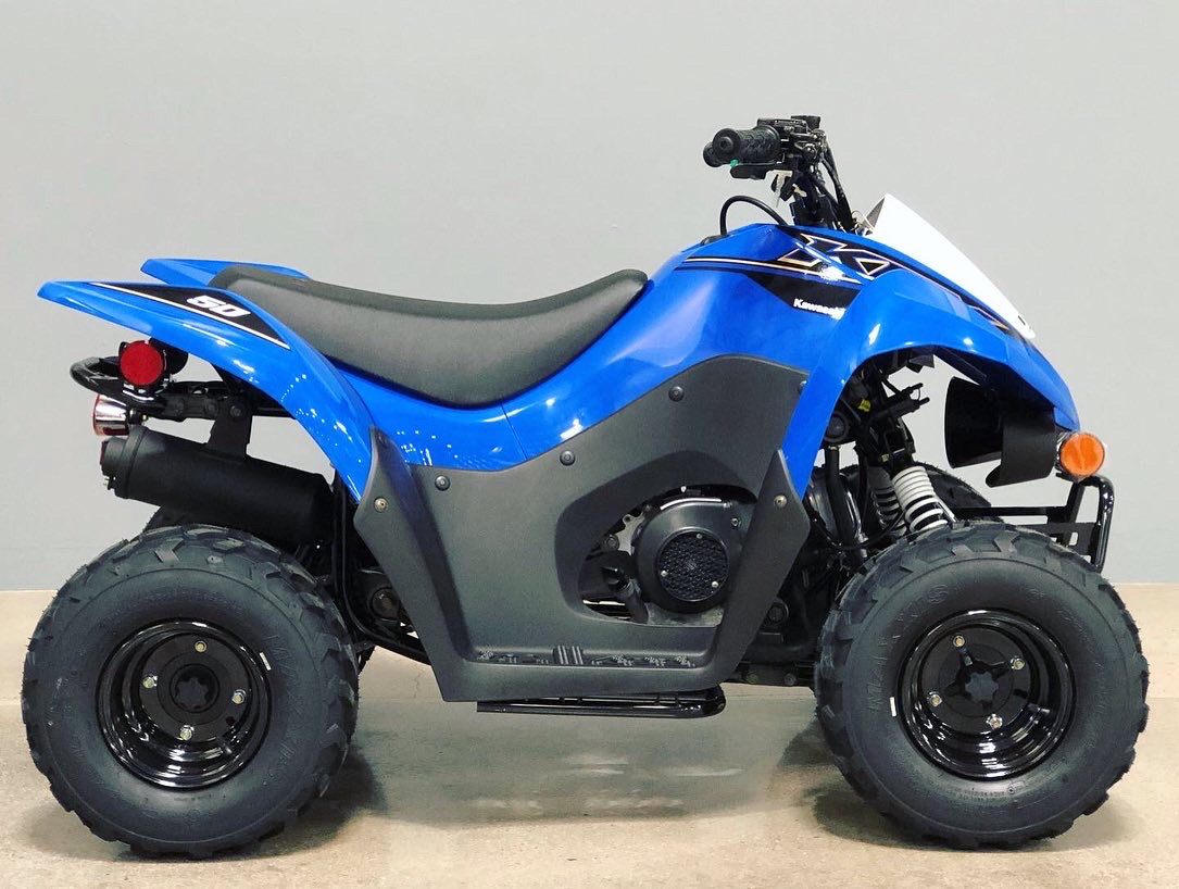 2021 Kawasaki KFX 50 in Corona, California - Photo 2