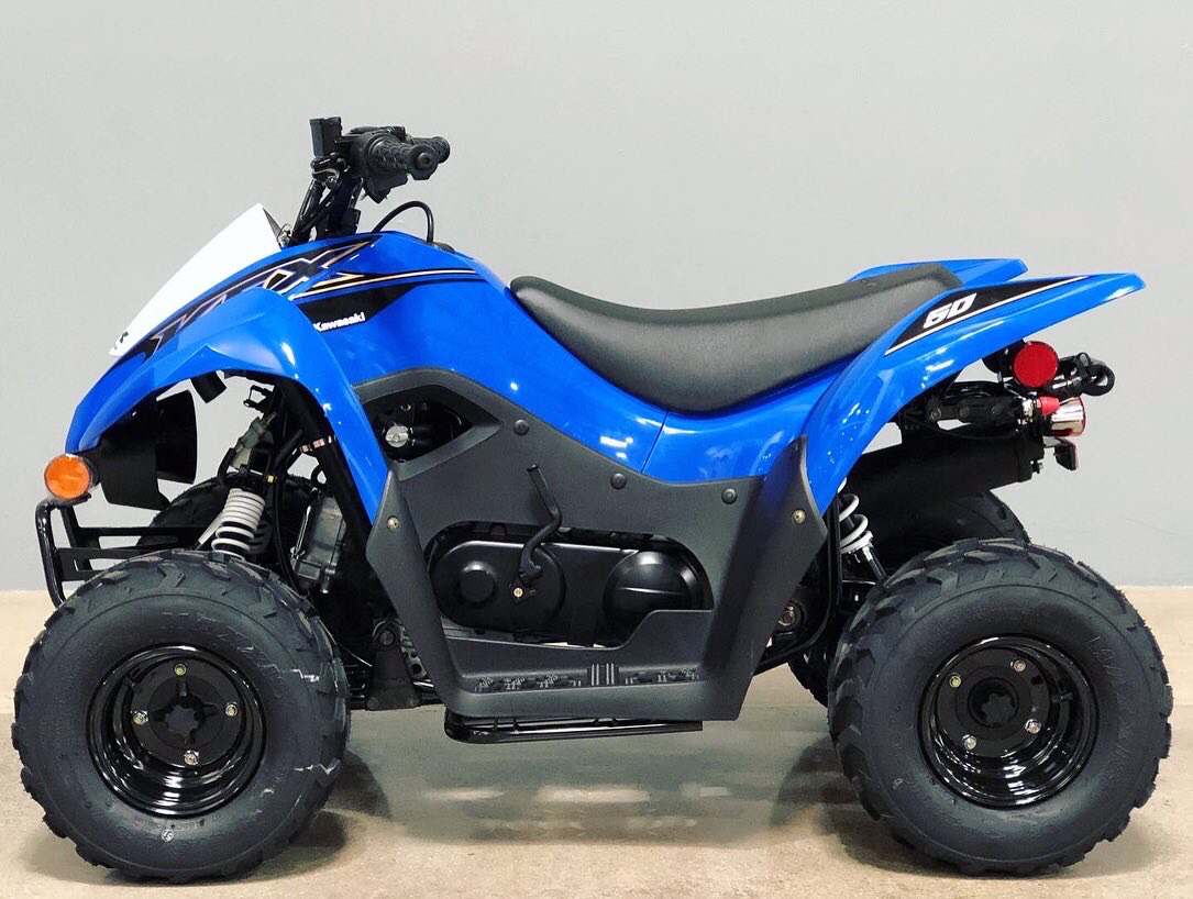 2021 Kawasaki KFX 50 in Corona, California - Photo 5