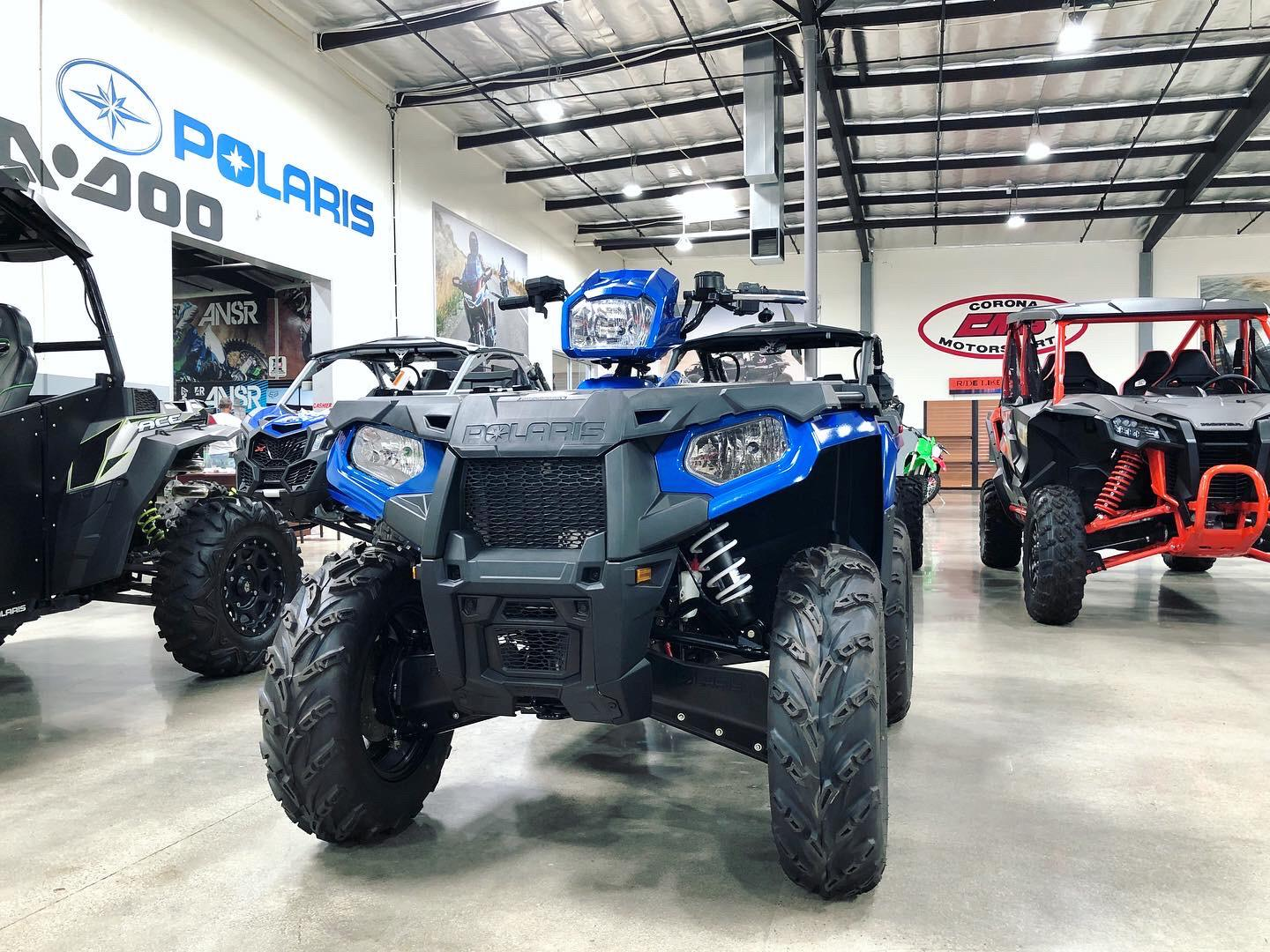 2020 Polaris Sportsman 570 Premium in Corona, California - Photo 2
