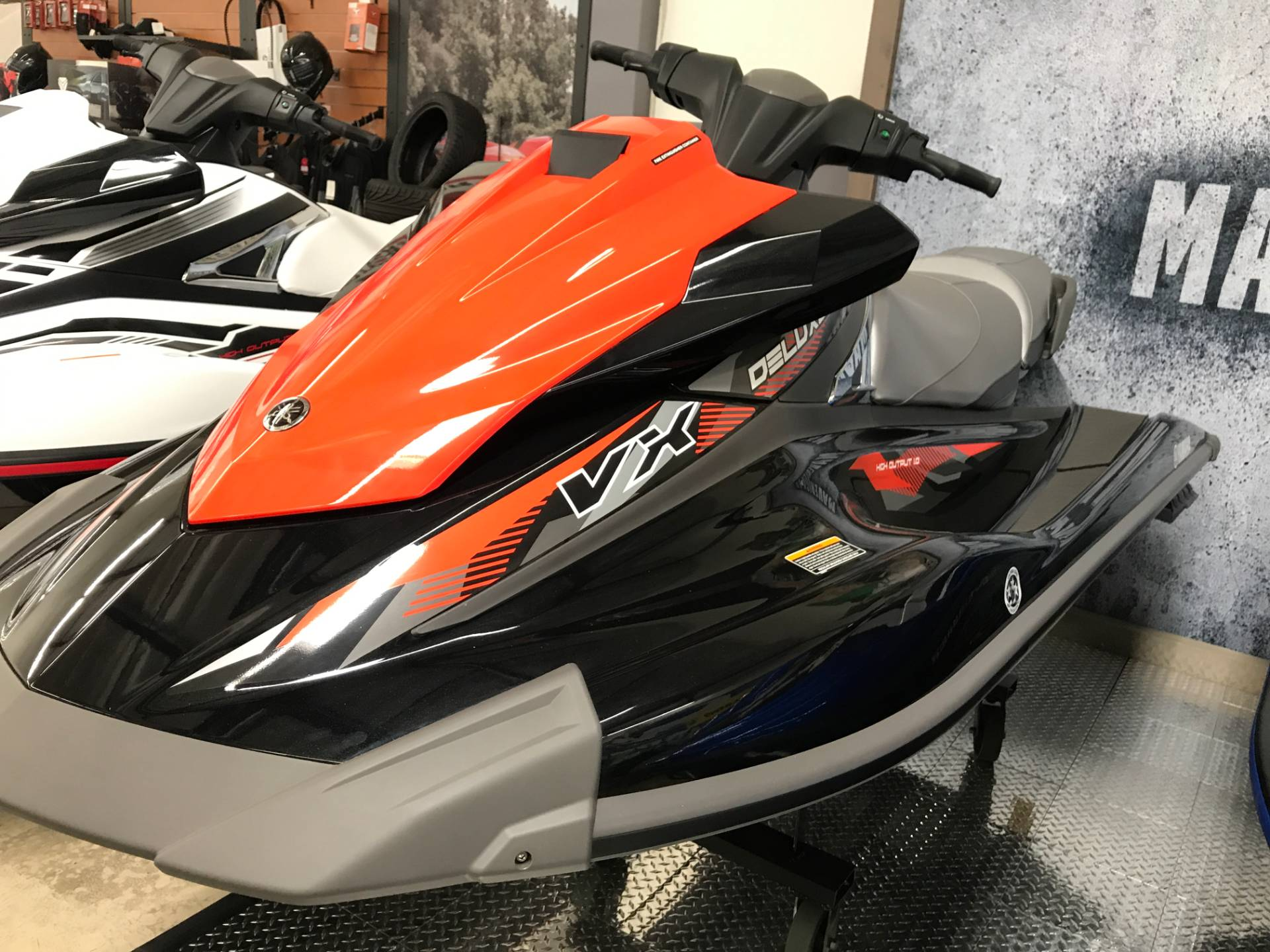 2017 Yamaha VX Deluxe for sale 124437