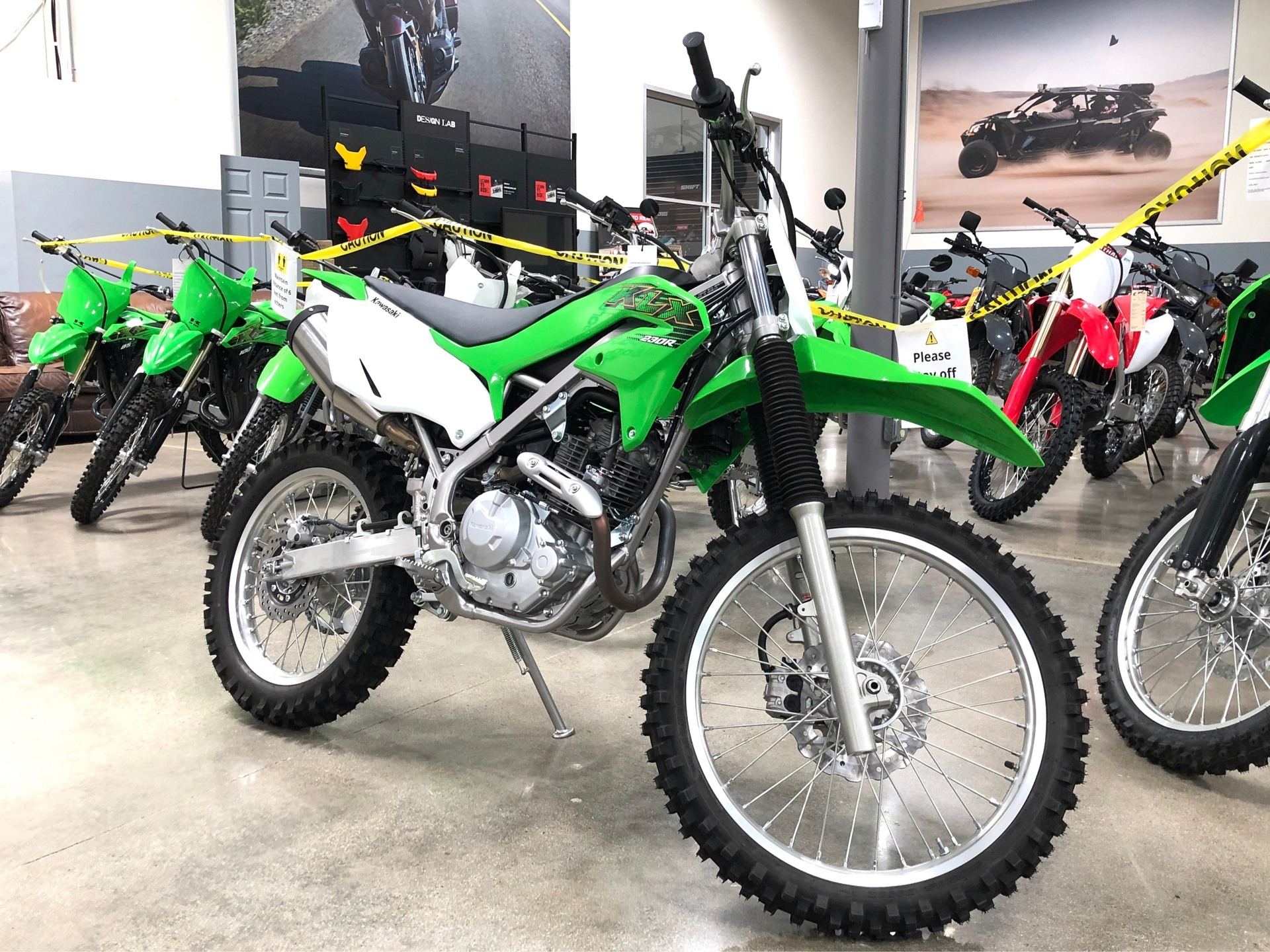 2020 Kawasaki KLX 230R in Corona, California - Photo 1