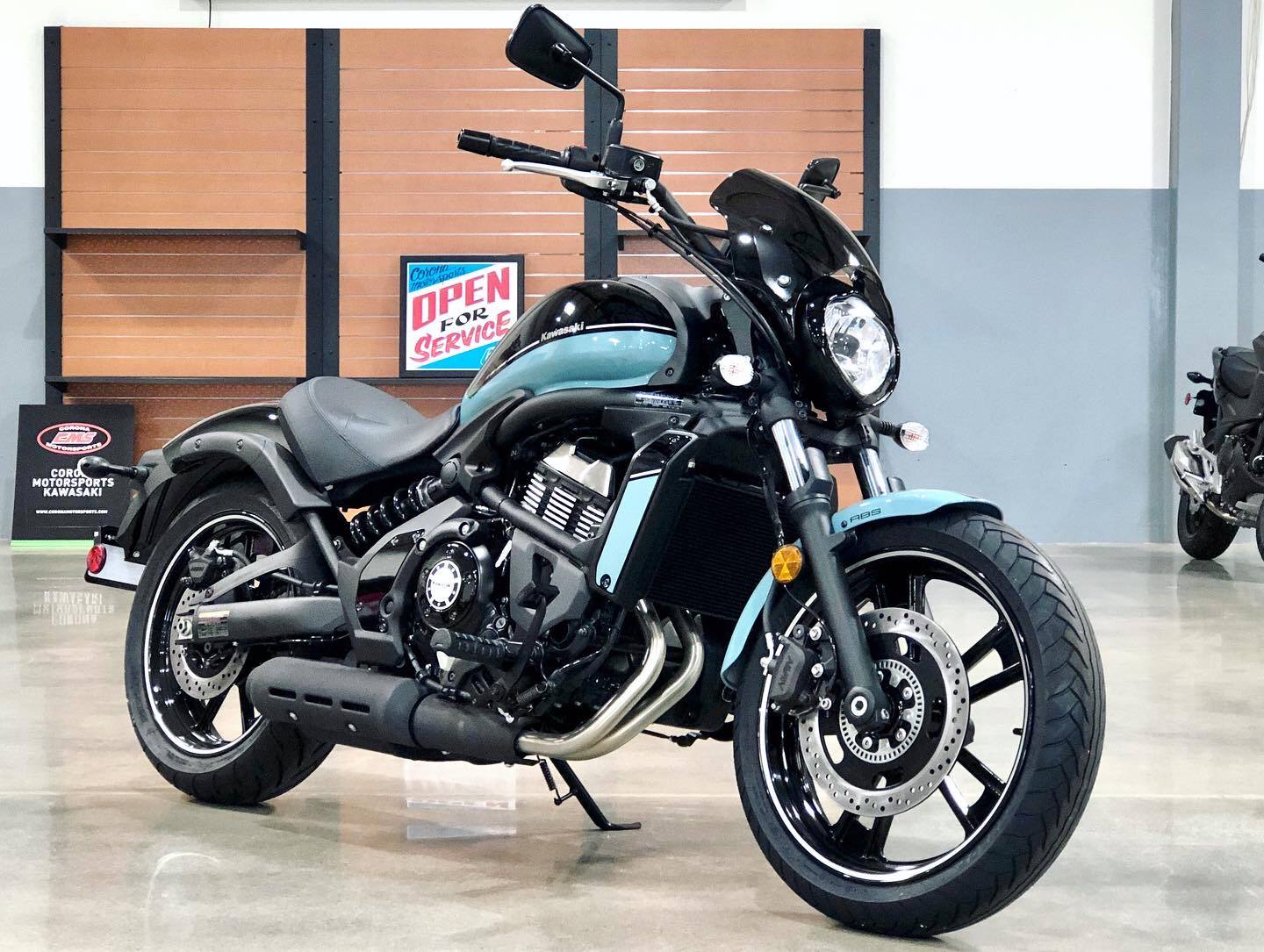 2020 Kawasaki Vulcan S ABS Café in Corona, California - Photo 6