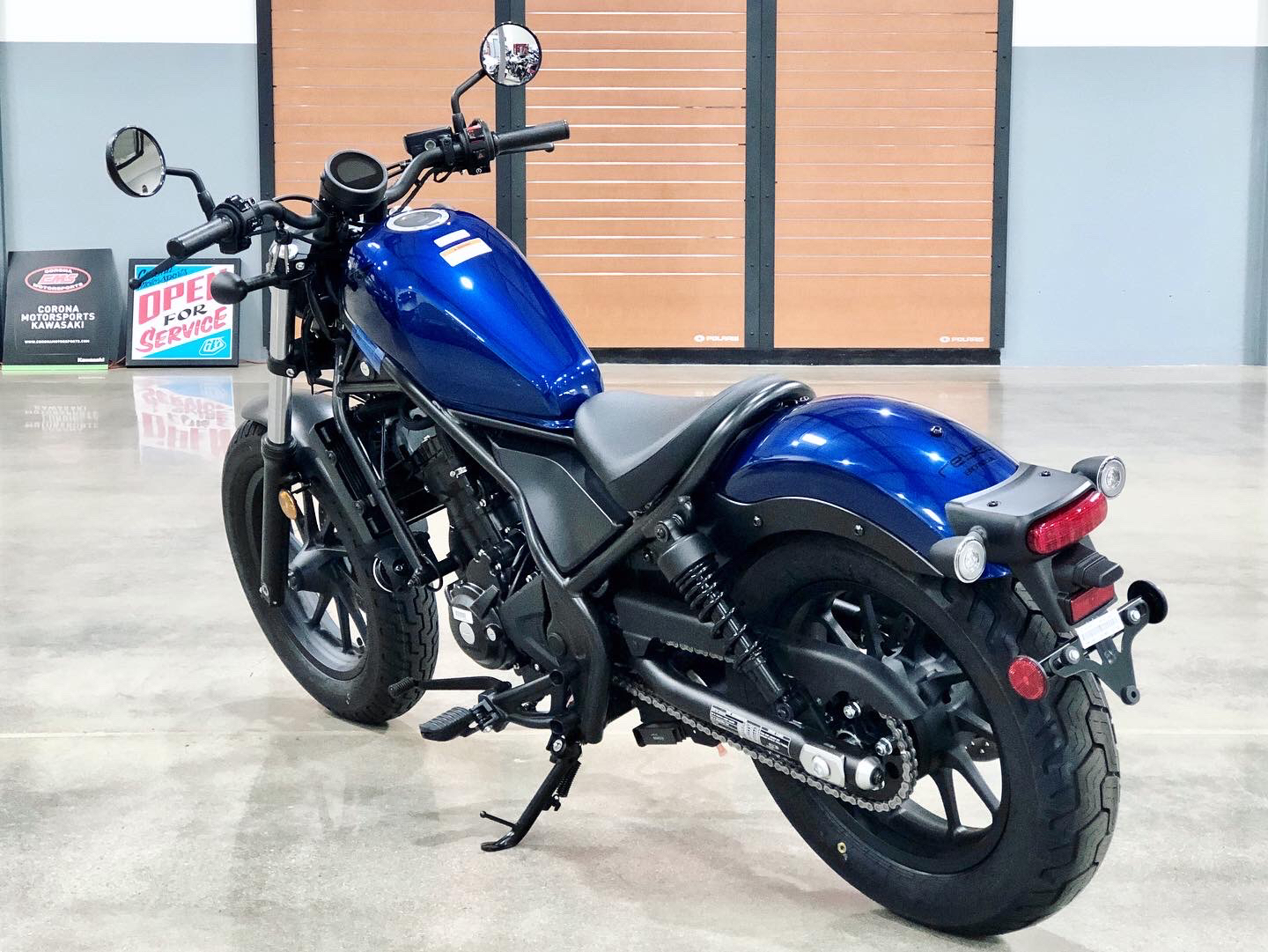 2021 Honda Rebel 300 ABS in Corona, California - Photo 4