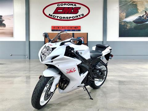 2020 Suzuki GSX-R600 in Corona, California - Photo 2