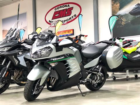 2020 Kawasaki Concours 14 ABS in Corona, California - Photo 1