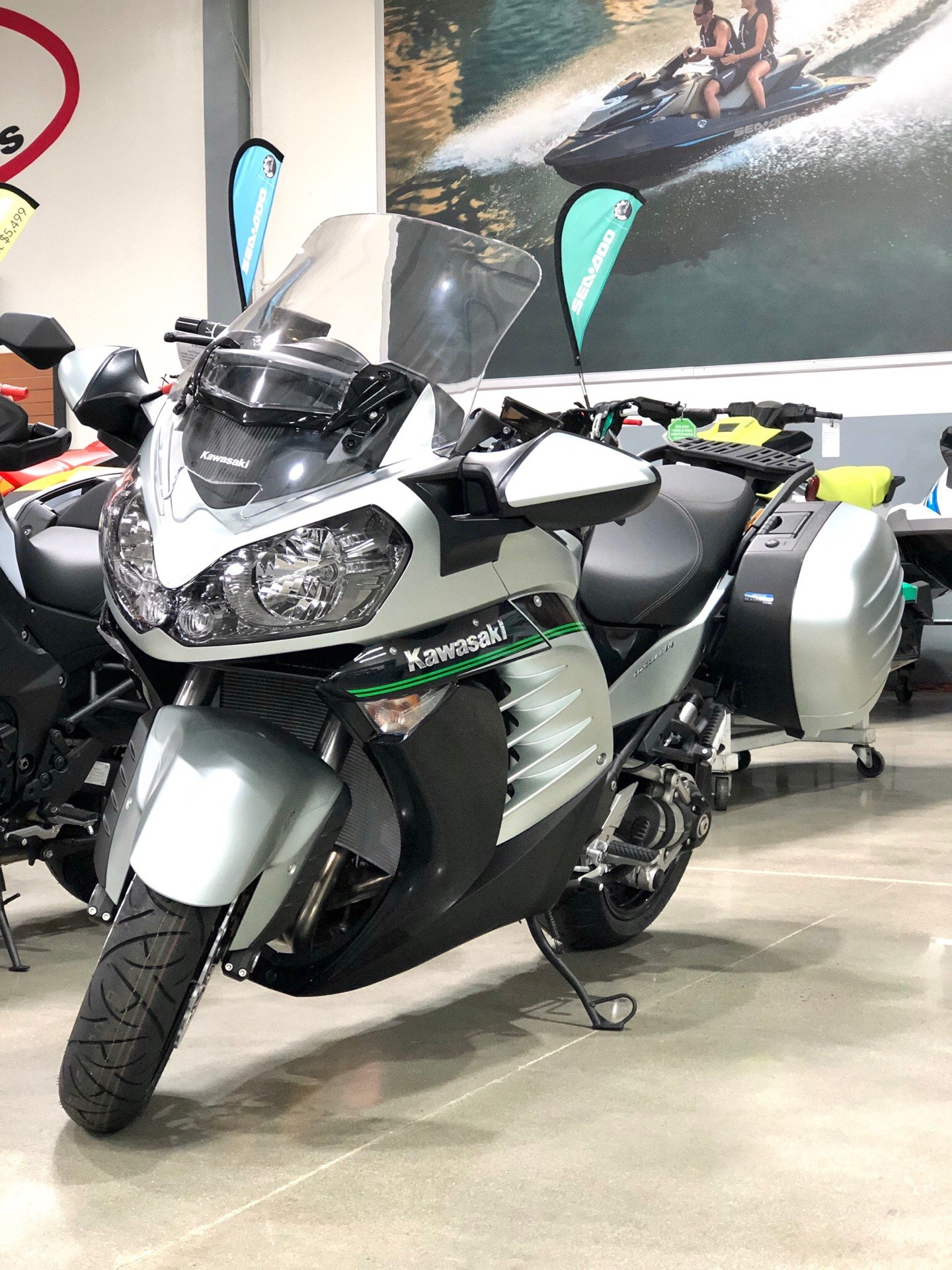 2020 Kawasaki Concours 14 ABS in Corona, California - Photo 2