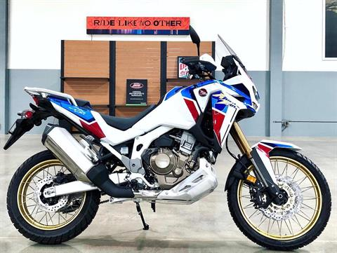 2020 Honda Africa Twin Adventure Sports ES DCT in Corona, California - Photo 1