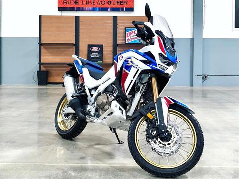 2020 Honda Africa Twin Adventure Sports ES DCT in Corona, California - Photo 3