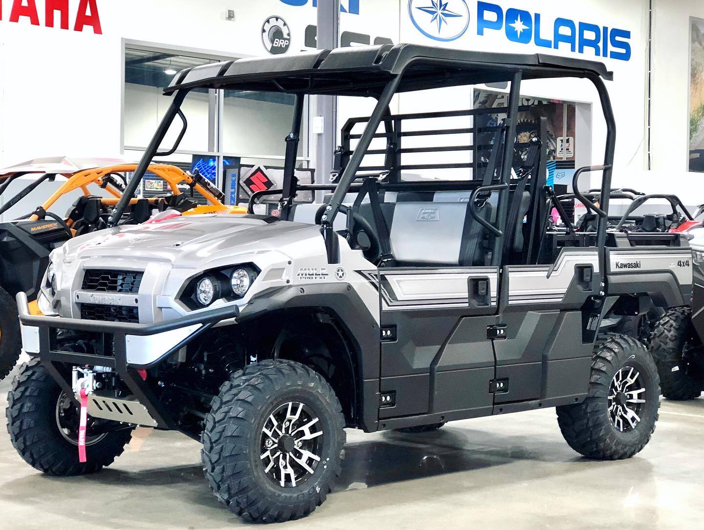 2020 Kawasaki Mule PRO-FXT Ranch Edition in Corona, California - Photo 1