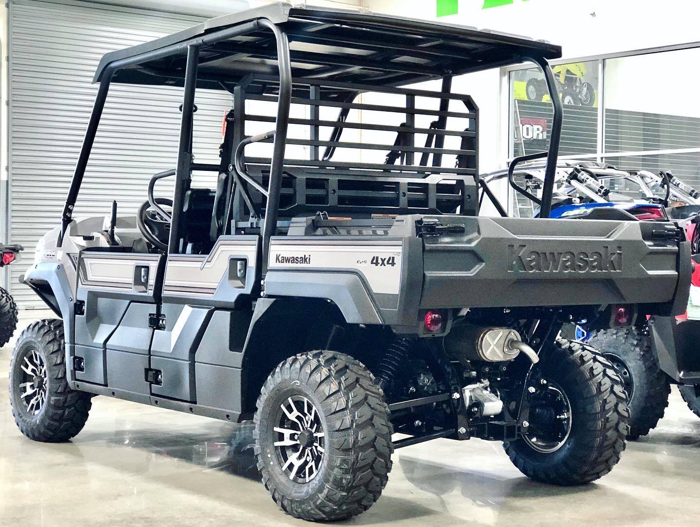 2020 Kawasaki Mule PRO-FXT Ranch Edition in Corona, California - Photo 3