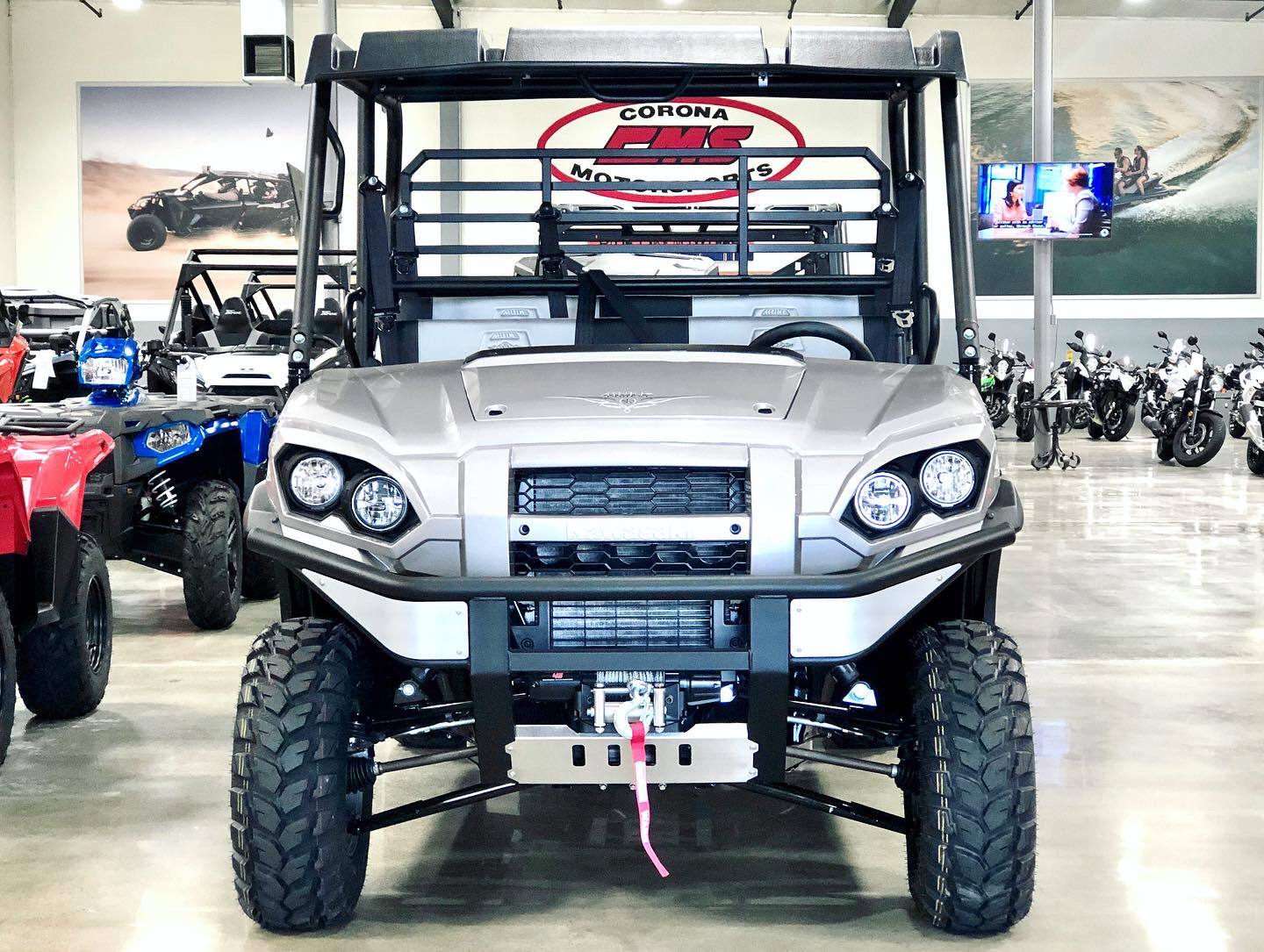 2020 Kawasaki Mule PRO-FXT Ranch Edition in Corona, California - Photo 4