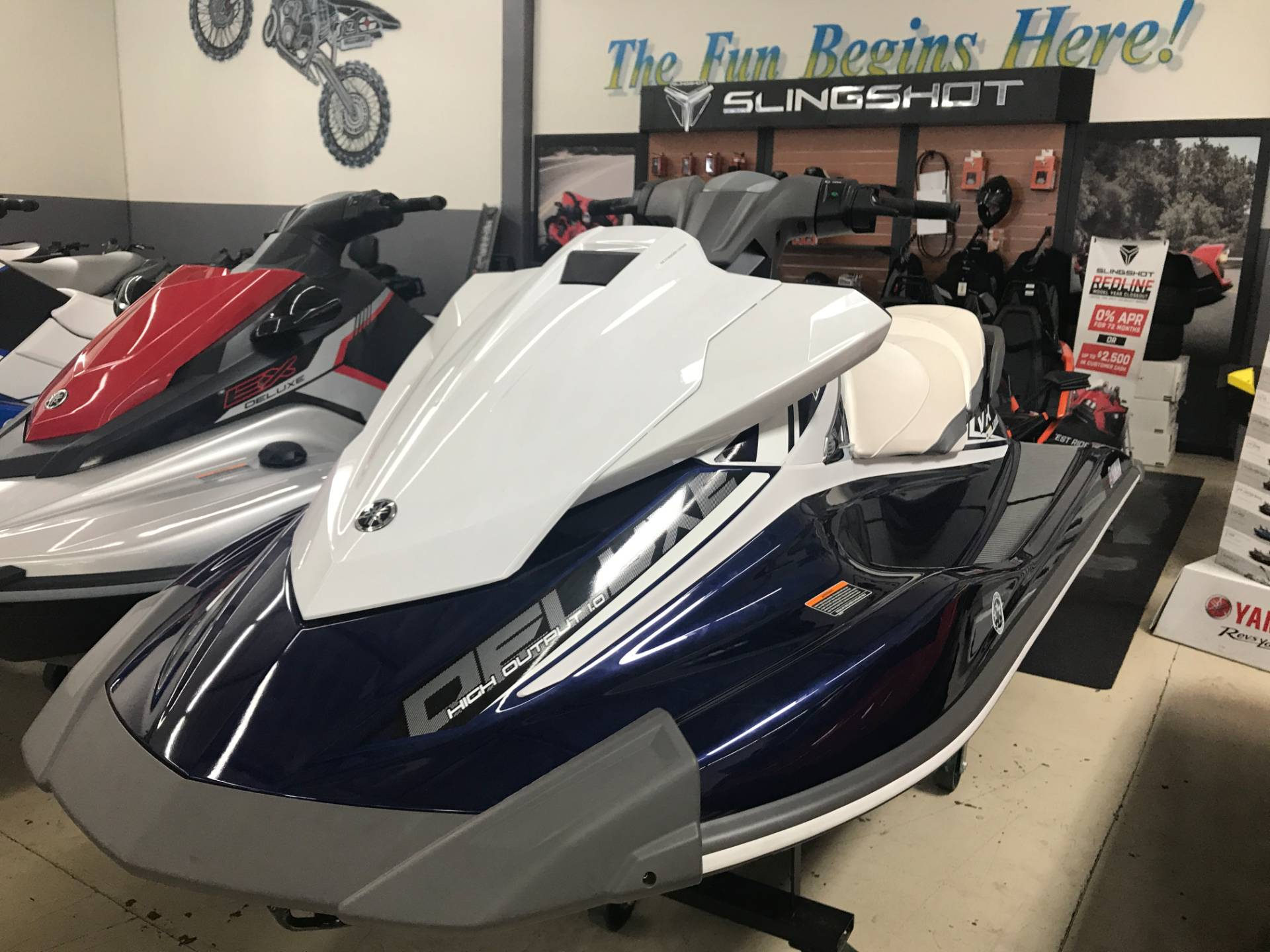 2016 Yamaha VX Deluxe for sale 5802