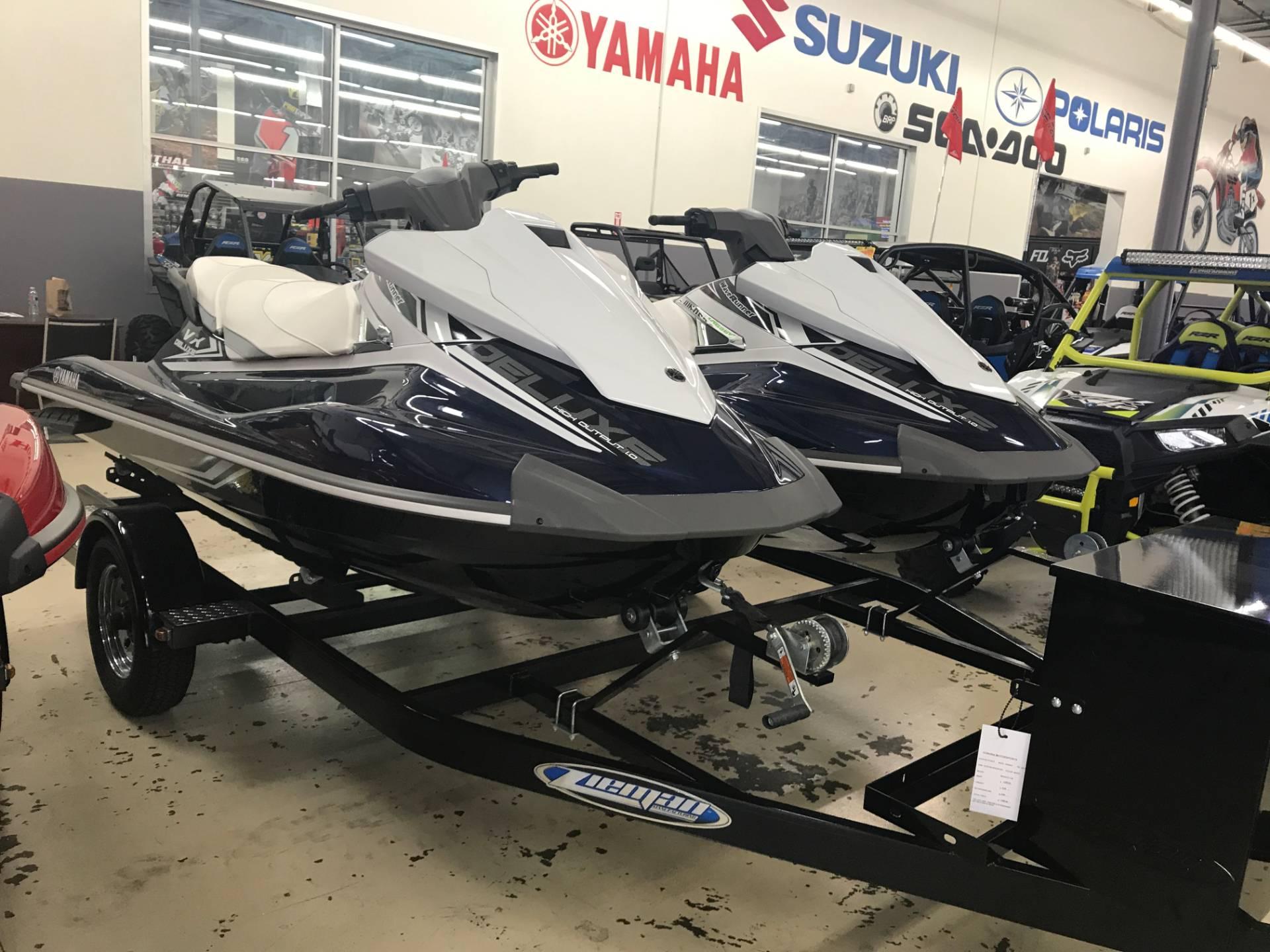 2016 Yamaha VX Deluxe 3