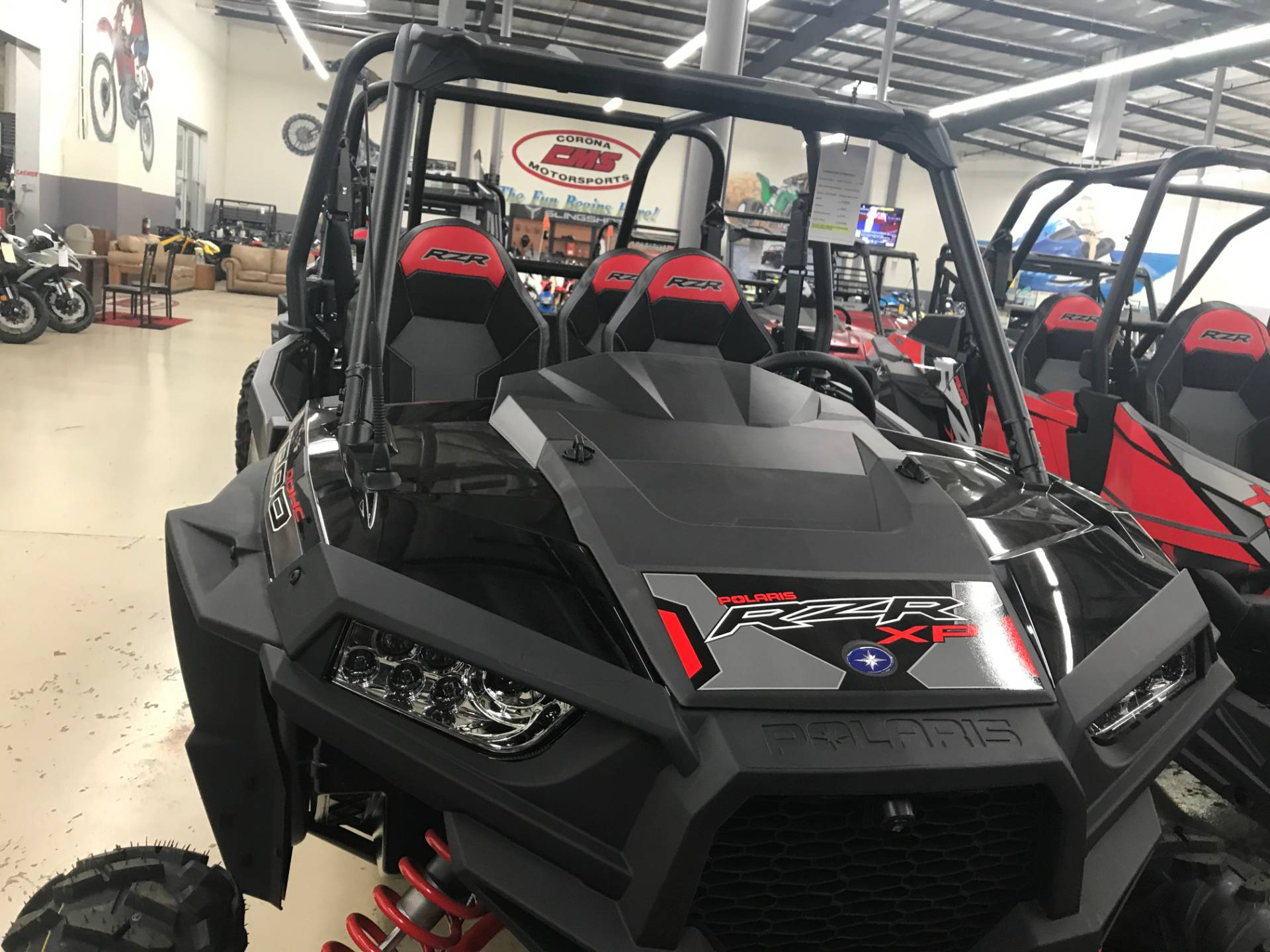 2018 Polaris RZR XP 4 1000 EPS Ride Command Edition in Corona, California