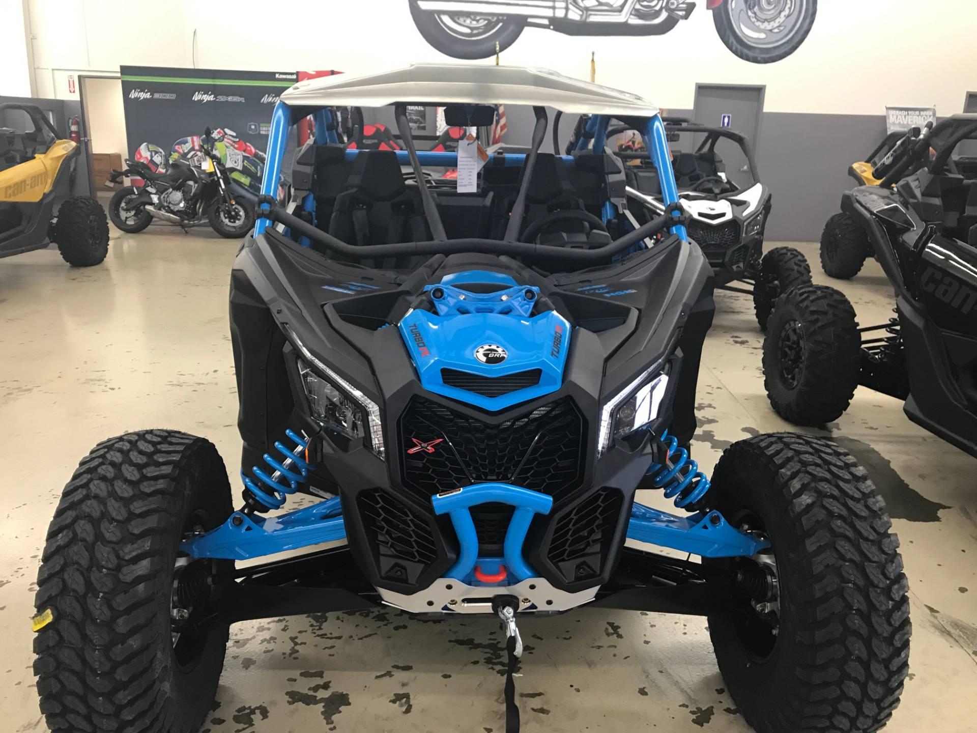 new 2018 can am maverick x3 x rc turbo r utility vehicles