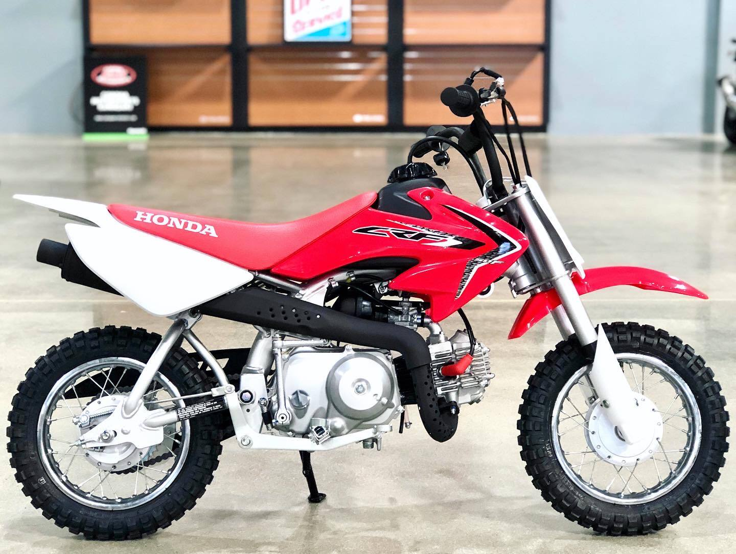 2021 Honda CRF50F in Corona, California - Photo 1