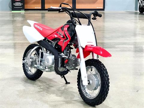 2021 Honda CRF50F in Corona, California - Photo 6