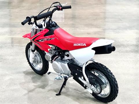 2021 Honda CRF50F in Corona, California - Photo 4
