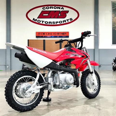 2021 Honda CRF50F in Corona, California - Photo 2