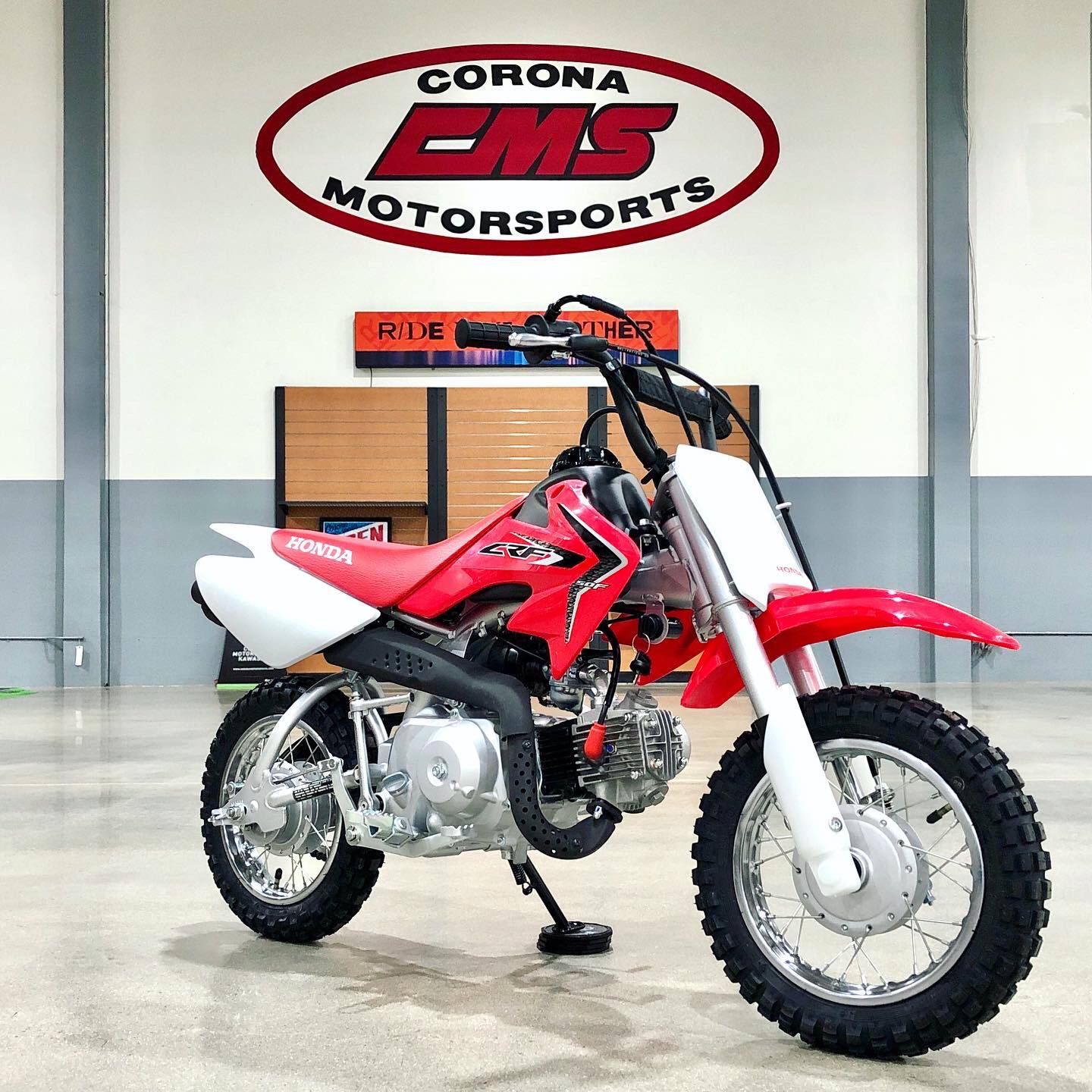 2021 Honda CRF50F in Corona, California - Photo 3