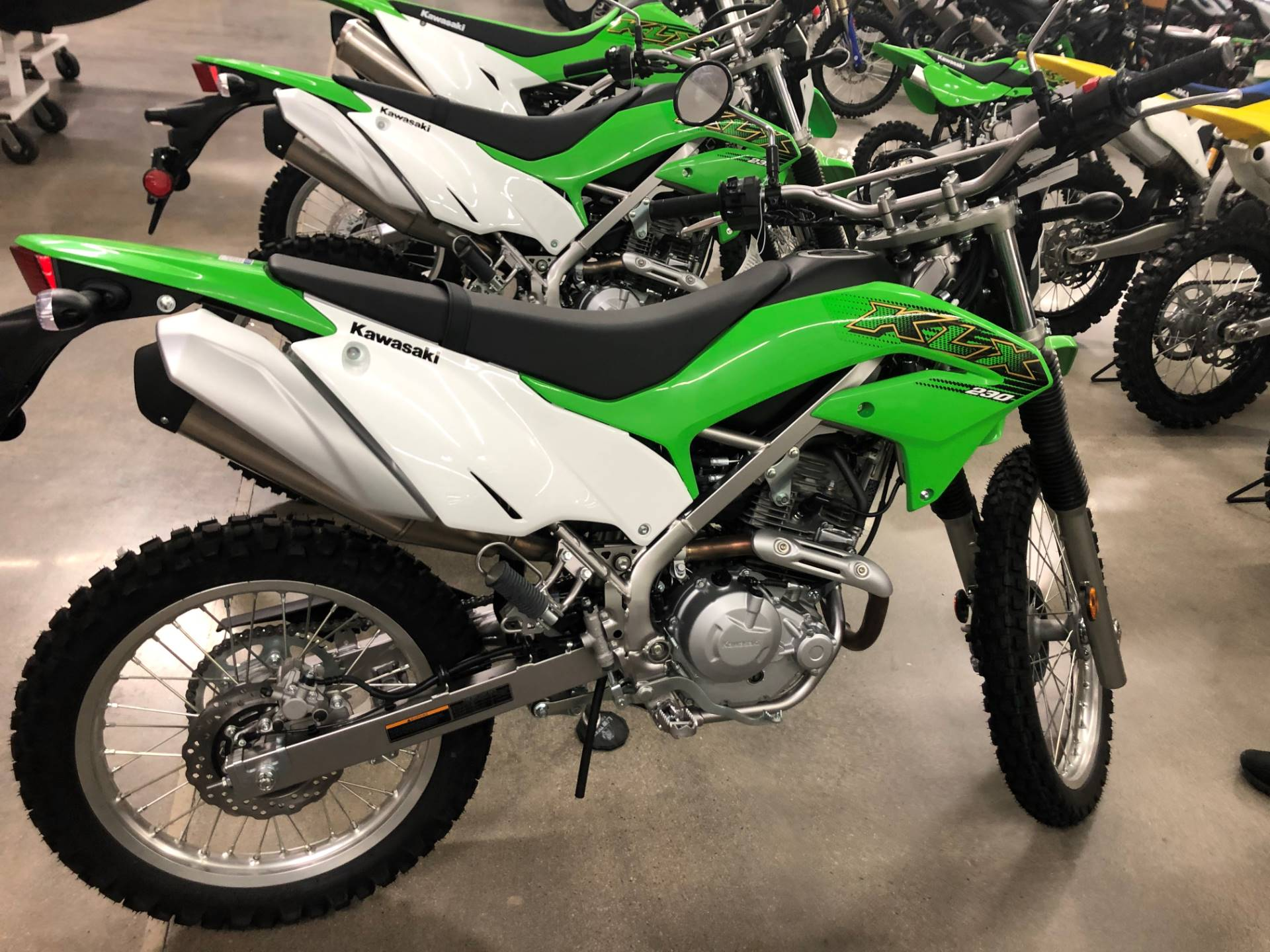 2020 Kawasaki KLX 230 ABS in Corona, California - Photo 1