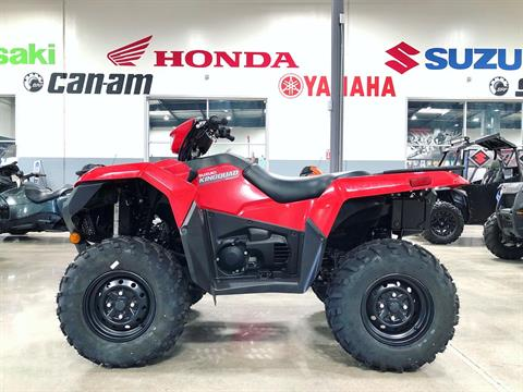 2020 Suzuki KingQuad 500AXi Power Steering in Corona, California - Photo 1