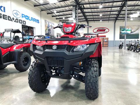 2020 Suzuki KingQuad 500AXi Power Steering in Corona, California - Photo 2
