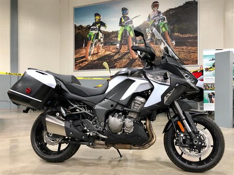 2019 Kawasaki Versys 1000 SE LT+ in Corona, California - Photo 1