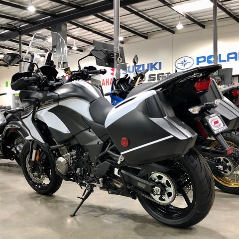 2019 Kawasaki Versys 1000 SE LT+ in Corona, California - Photo 3