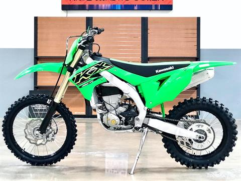 2021 Kawasaki KX 450X in Corona, California - Photo 2