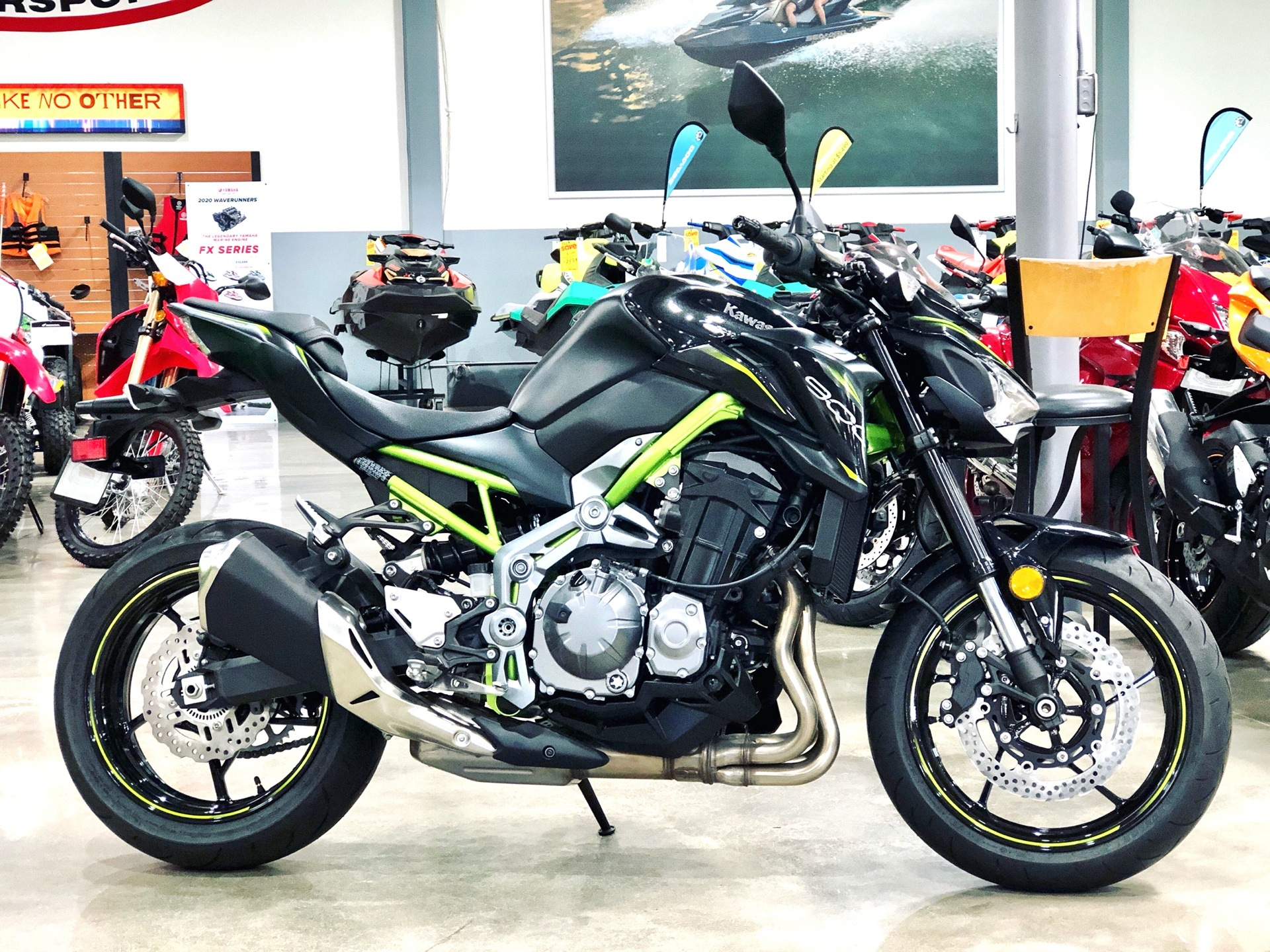 2019 Kawasaki Z900 in Corona, California - Photo 1