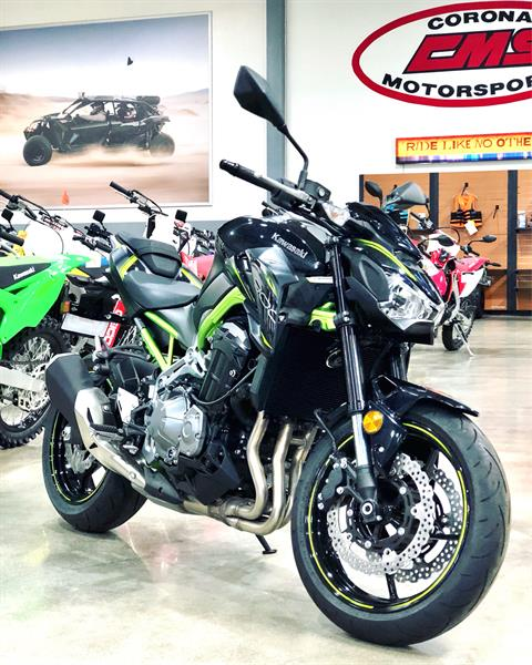 2019 Kawasaki Z900 in Corona, California - Photo 2