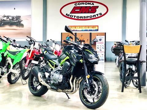 2019 Kawasaki Z900 in Corona, California - Photo 3