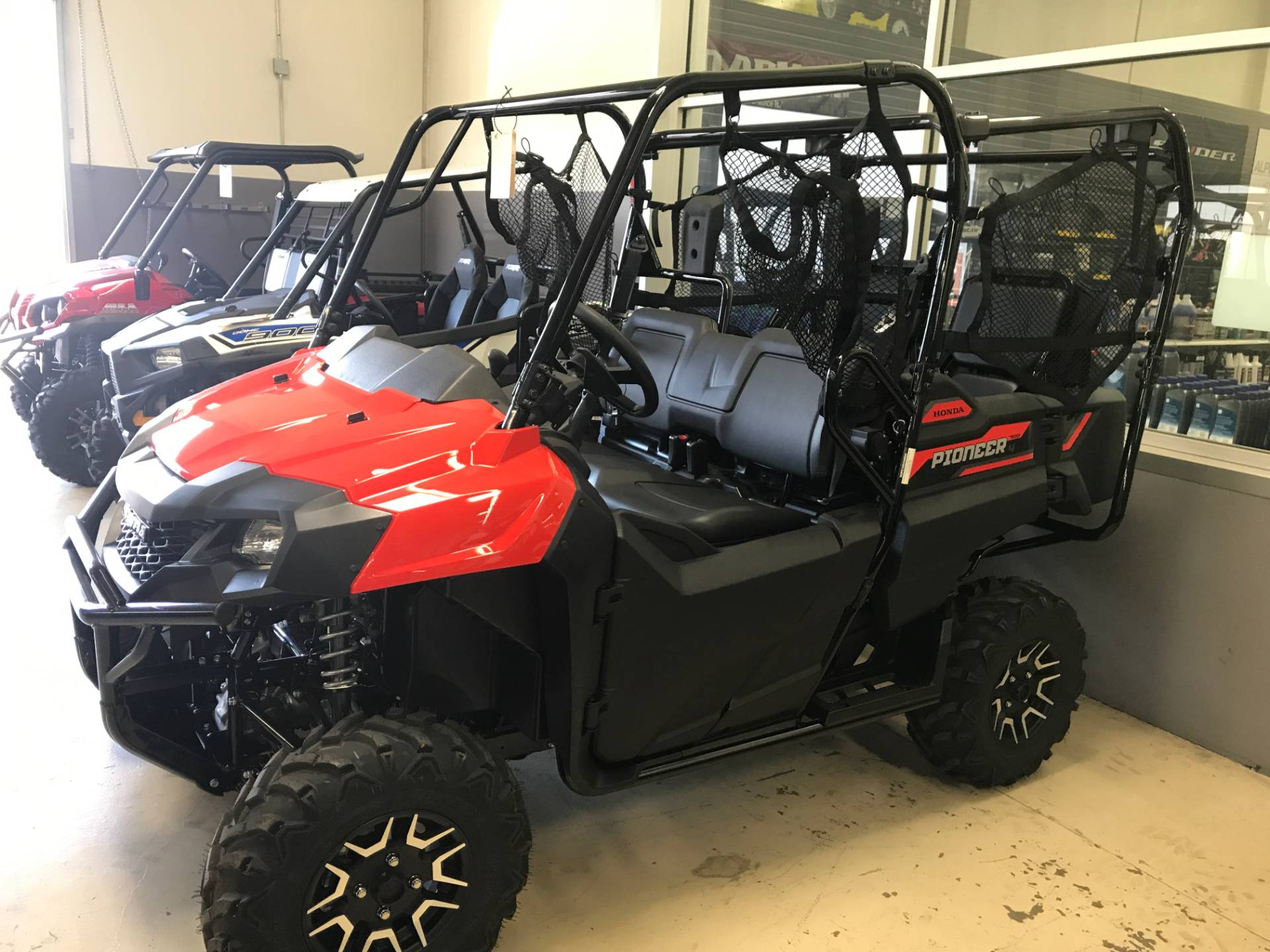 quadboss honda roof pioneer