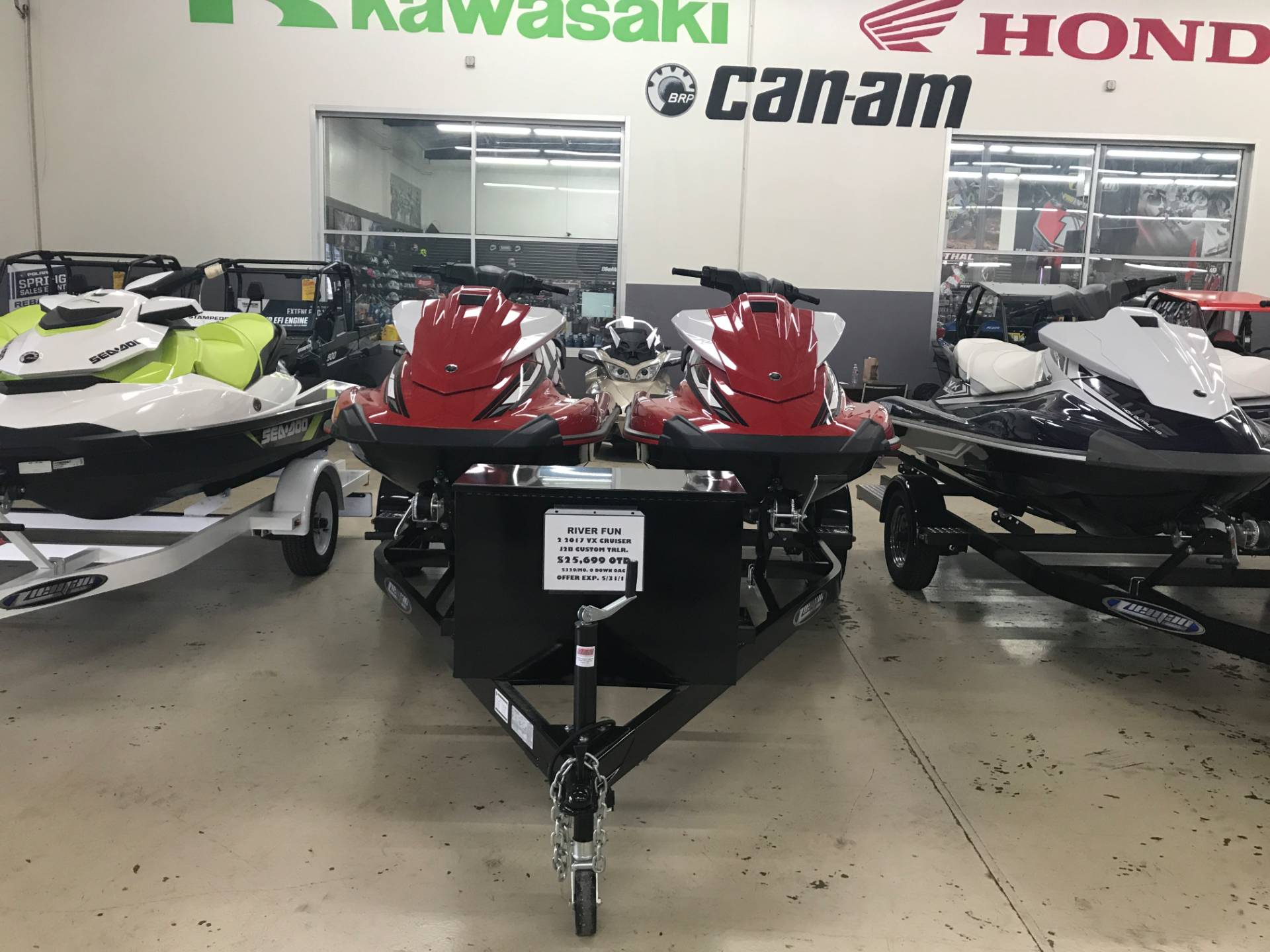 2017 Yamaha VX Cruiser for sale 13917
