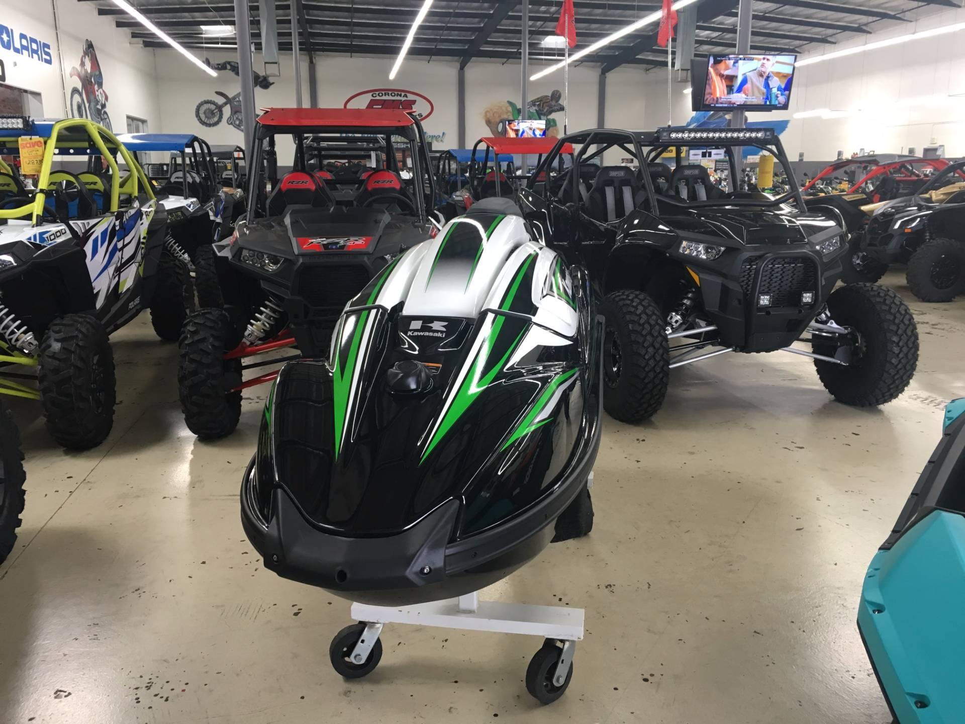 2017 Kawasaki JET SKI SX-R in Corona, California