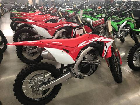 2019 Honda CRF250R in Corona, California - Photo 1