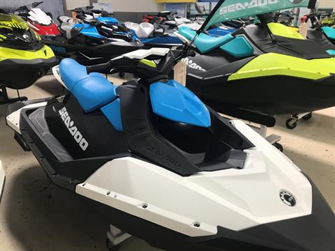 2018 Sea-Doo SPARK 3up 900 H.O. ACE in Corona, California