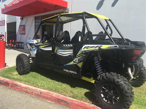 2017 Polaris RZR XP 4 1000 EPS in Corona, California