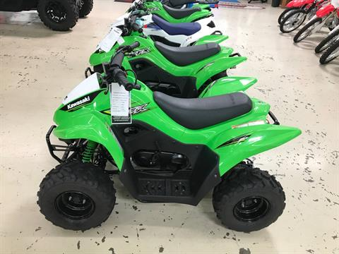 2017 Kawasaki KFX50 in Corona, California