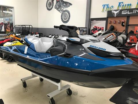 2018 Sea-Doo GTX 155 iBR Incl. Sound System in Corona, California