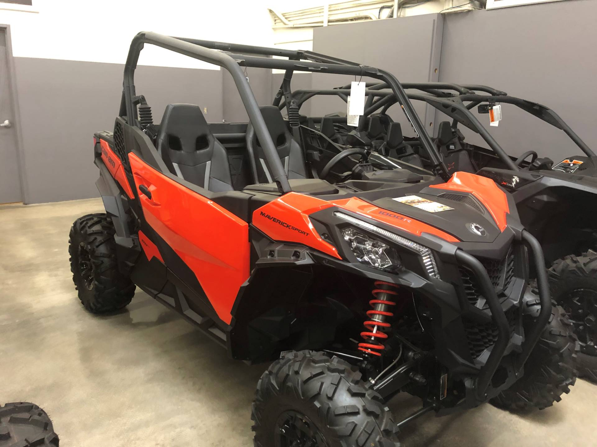 2019 Can-Am Maverick Sport DPS 1000R in Corona, California - Photo 1