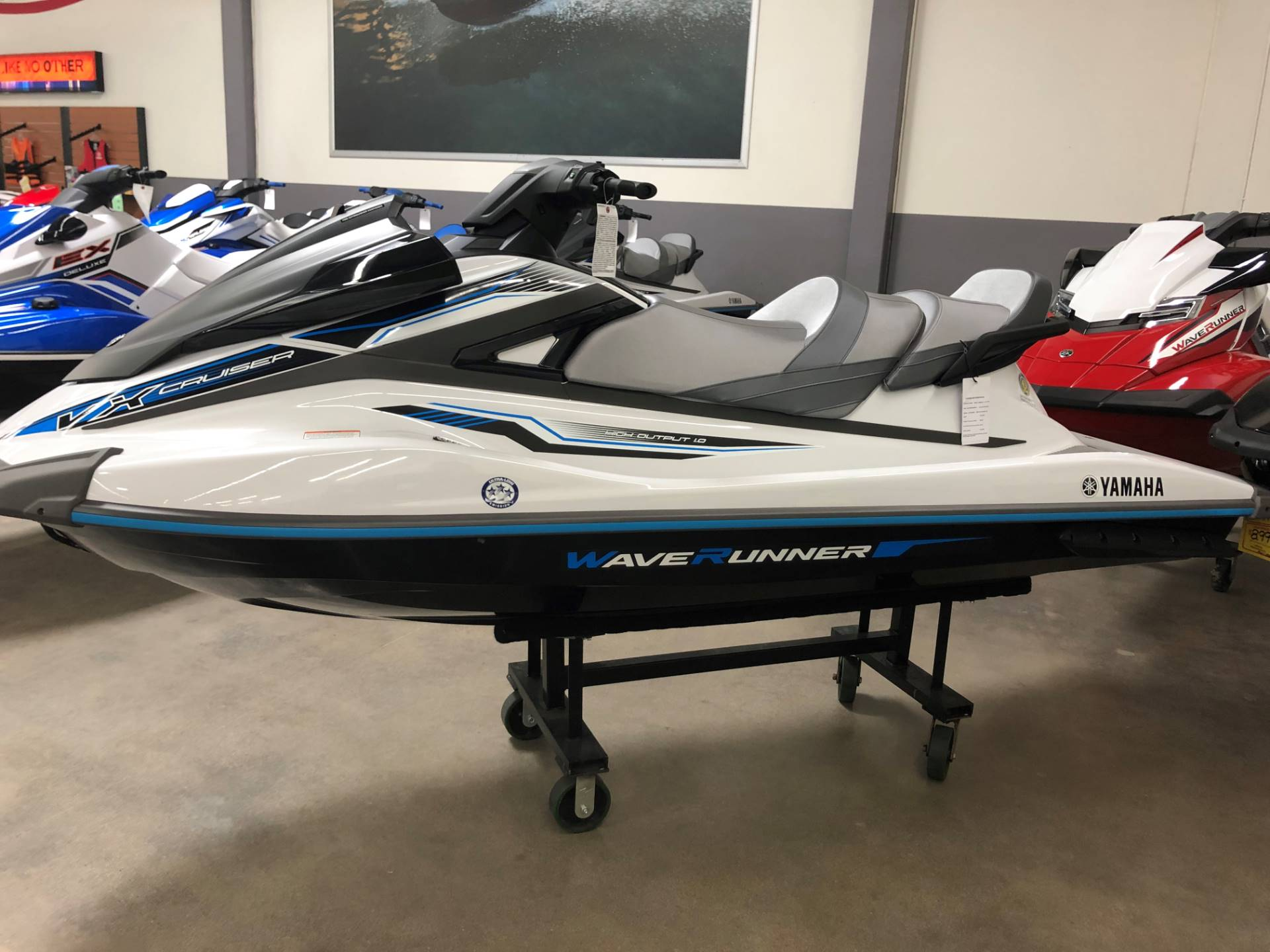 2019 Yamaha VX Cruiser in Corona, California - Photo 1