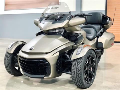 2021 Can-Am Spyder F3 Limited in Corona, California - Photo 3