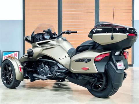 2021 Can-Am Spyder F3 Limited in Corona, California - Photo 5