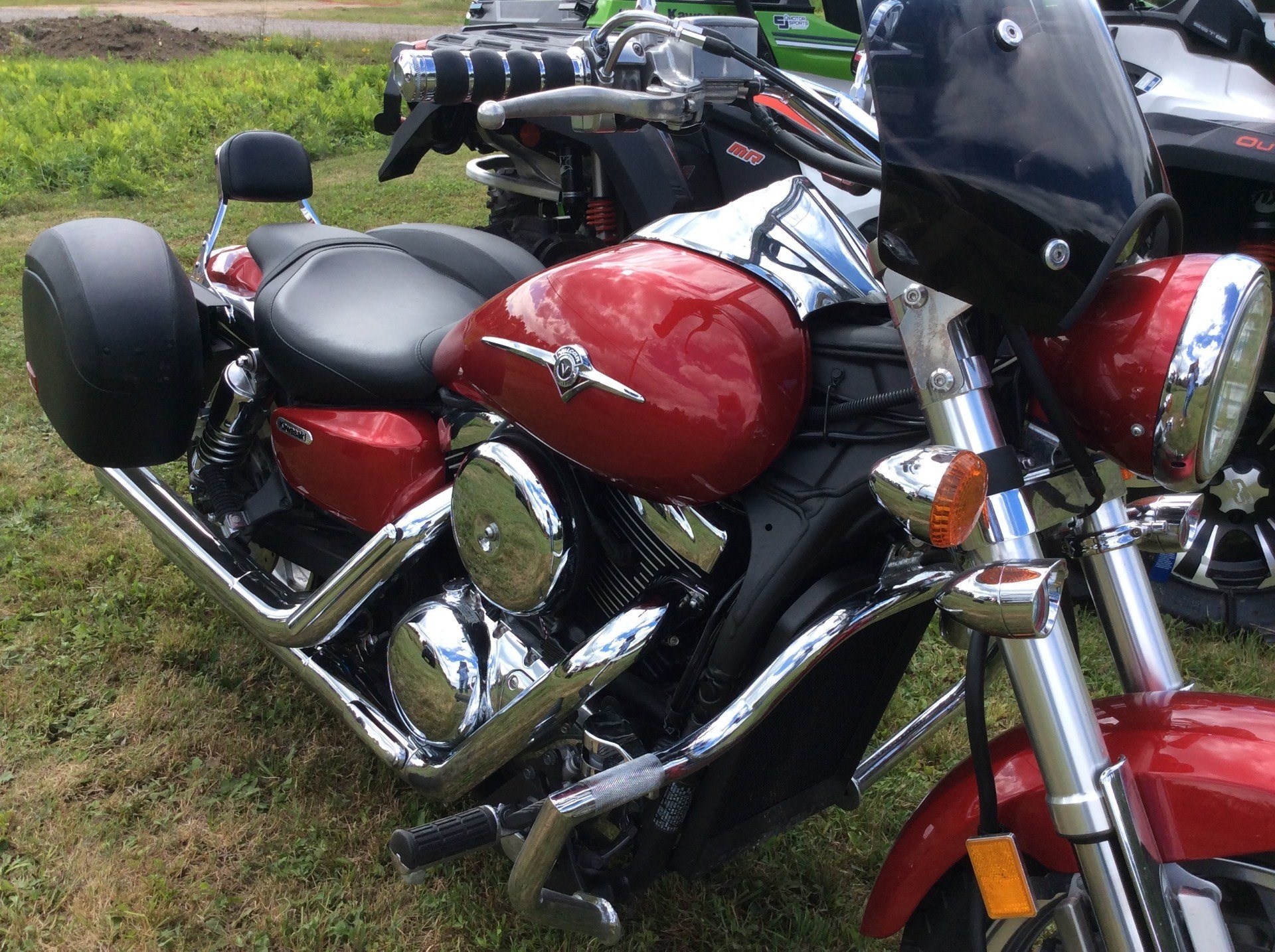 2008 Kawasaki Vulcan® 1600 Mean Streak® in Boonville, New York - Photo 3