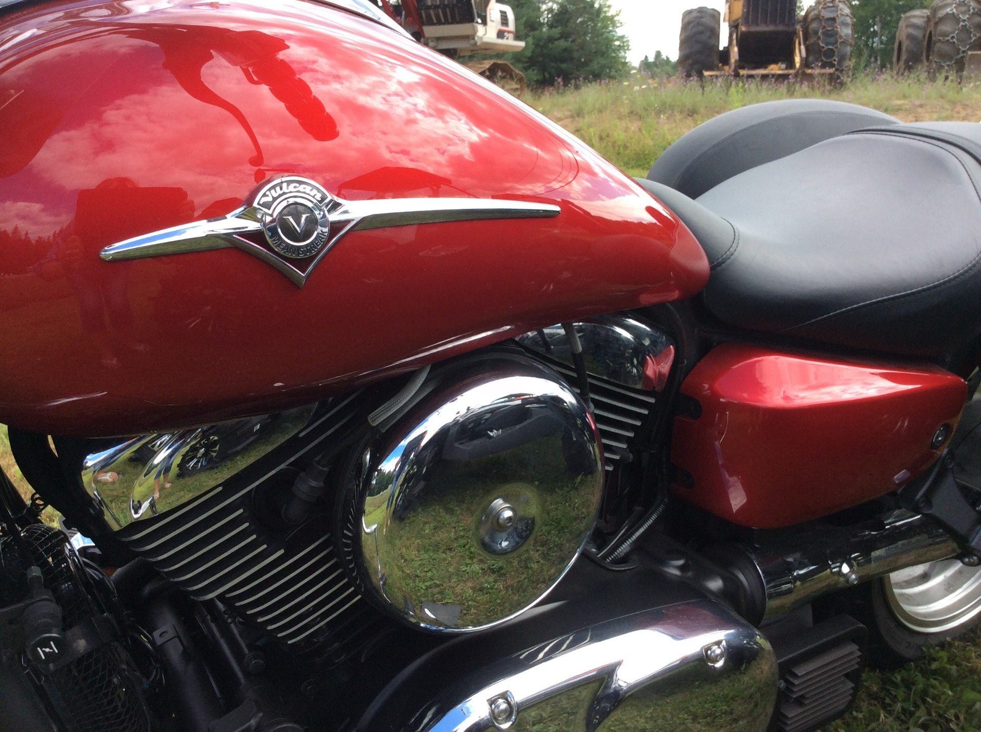2008 Kawasaki Vulcan® 1600 Mean Streak® in Boonville, New York - Photo 8