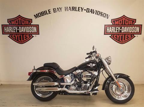 2016 Harley-Davidson Fat Boy® in Mobile, Alabama