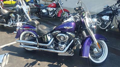 2014 Harley-Davidson Softail® Deluxe in Mobile, Alabama